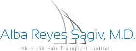 Hair Transplant Institute - Dr. Alba Reyes, Md Logo